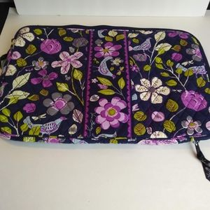 Laptop fabric case